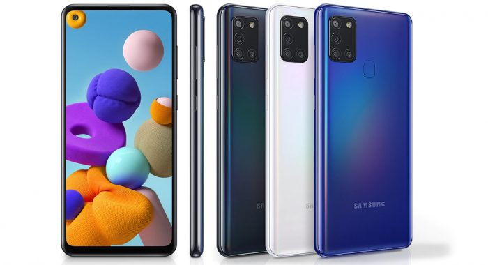 Samsung Galaxy A21s Featurez