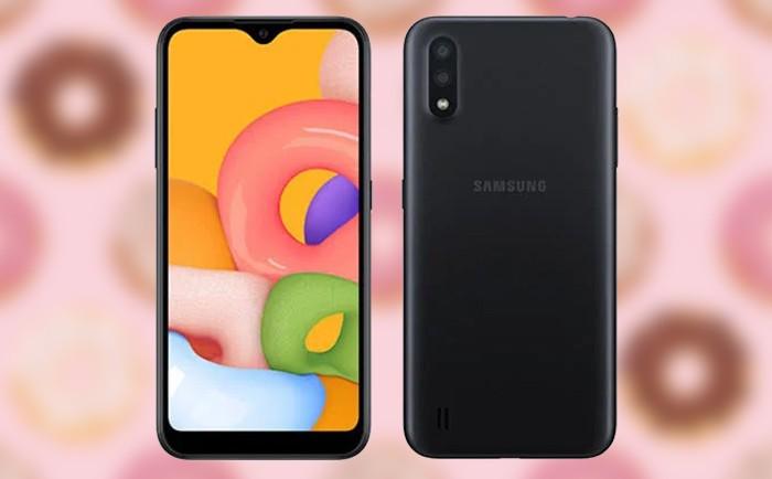 Samsung Galaxy M01 All