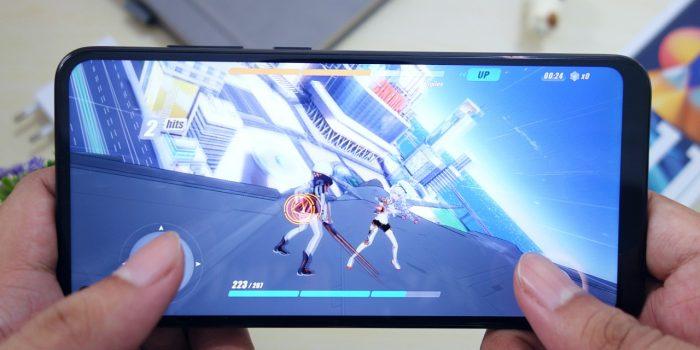Samsung Galaxy M11 Gaming