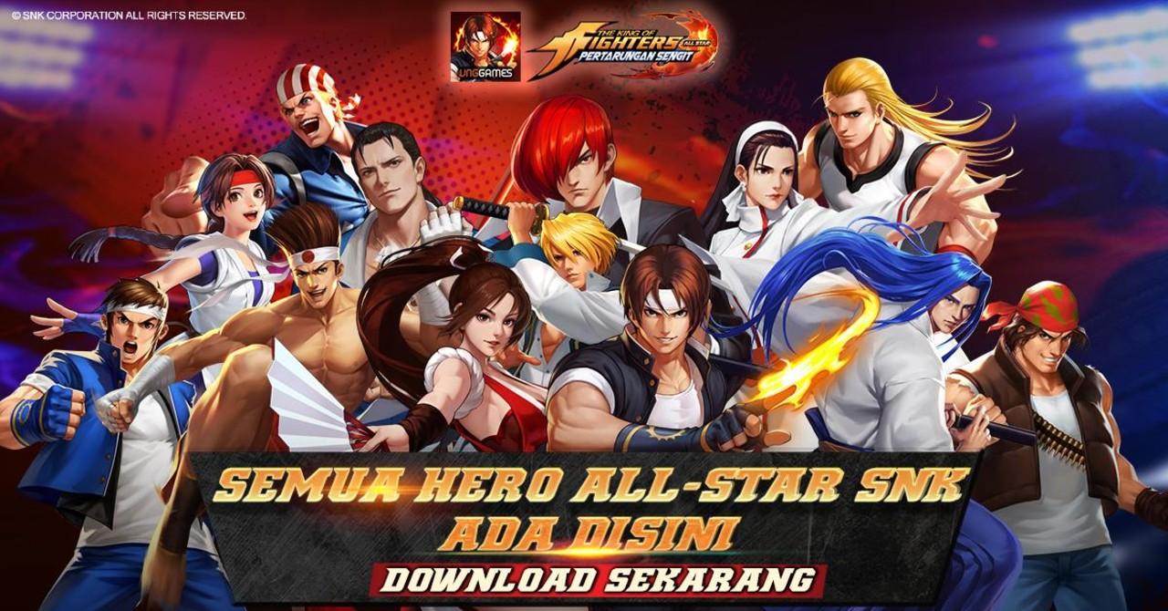 The-King-of-Fighters-AllStars-Header