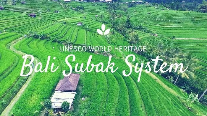 UNESCO-Subak-Bali