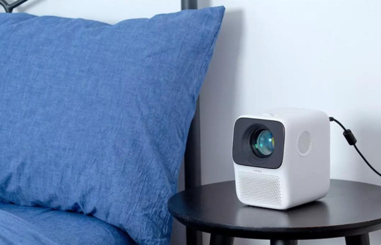 Wanbo-T2-Free-Projector-Header