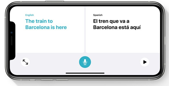 iOS 14 Conversation