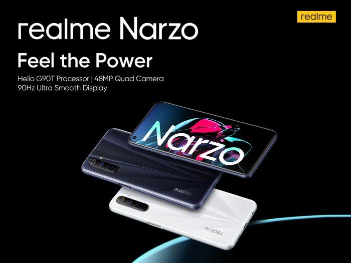 realme Narzo poster promo