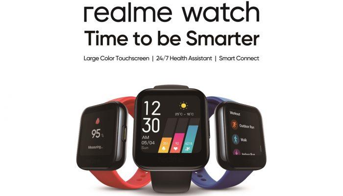 realme Watch Time