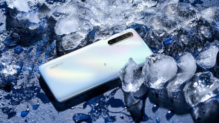 realme X3 SuperZoom Arctic White