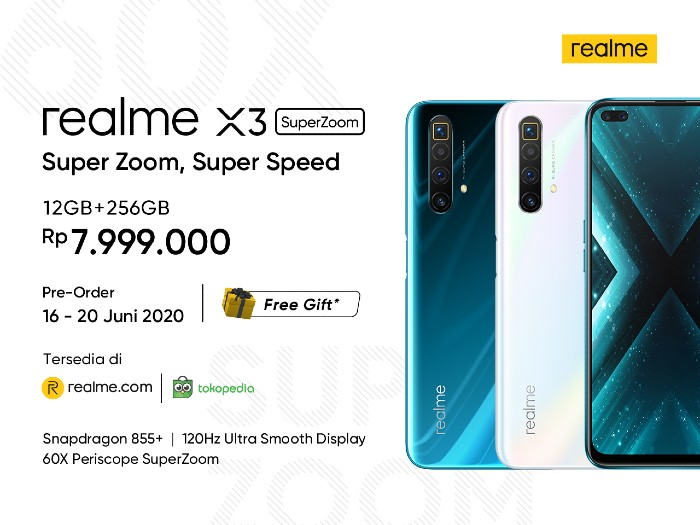 realme X3 SuperZoom price