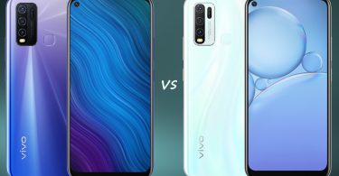 vivo Y50 vs Y30 Feature