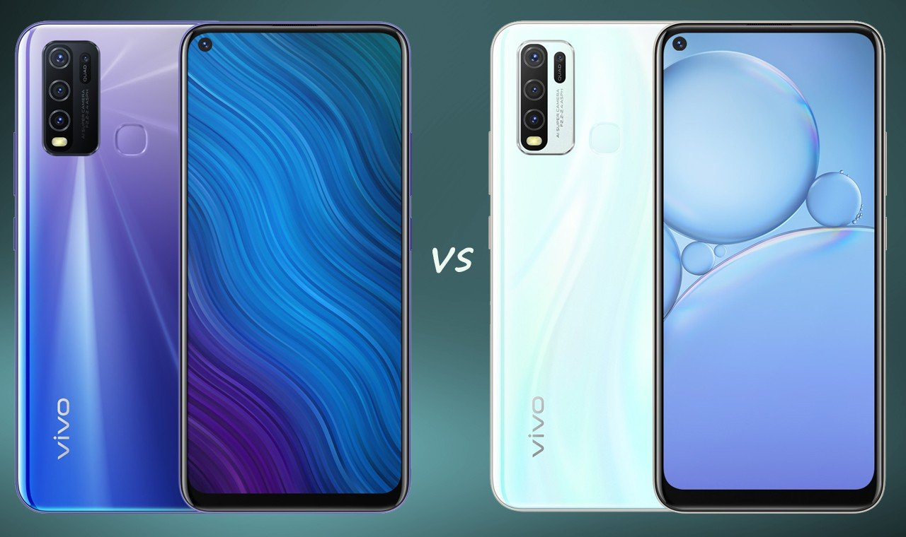 vivo Y30 vs vivo Y50 Header