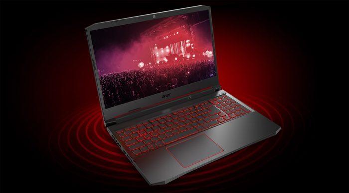 Acer Nitro 5 AN515-515 Keyboard