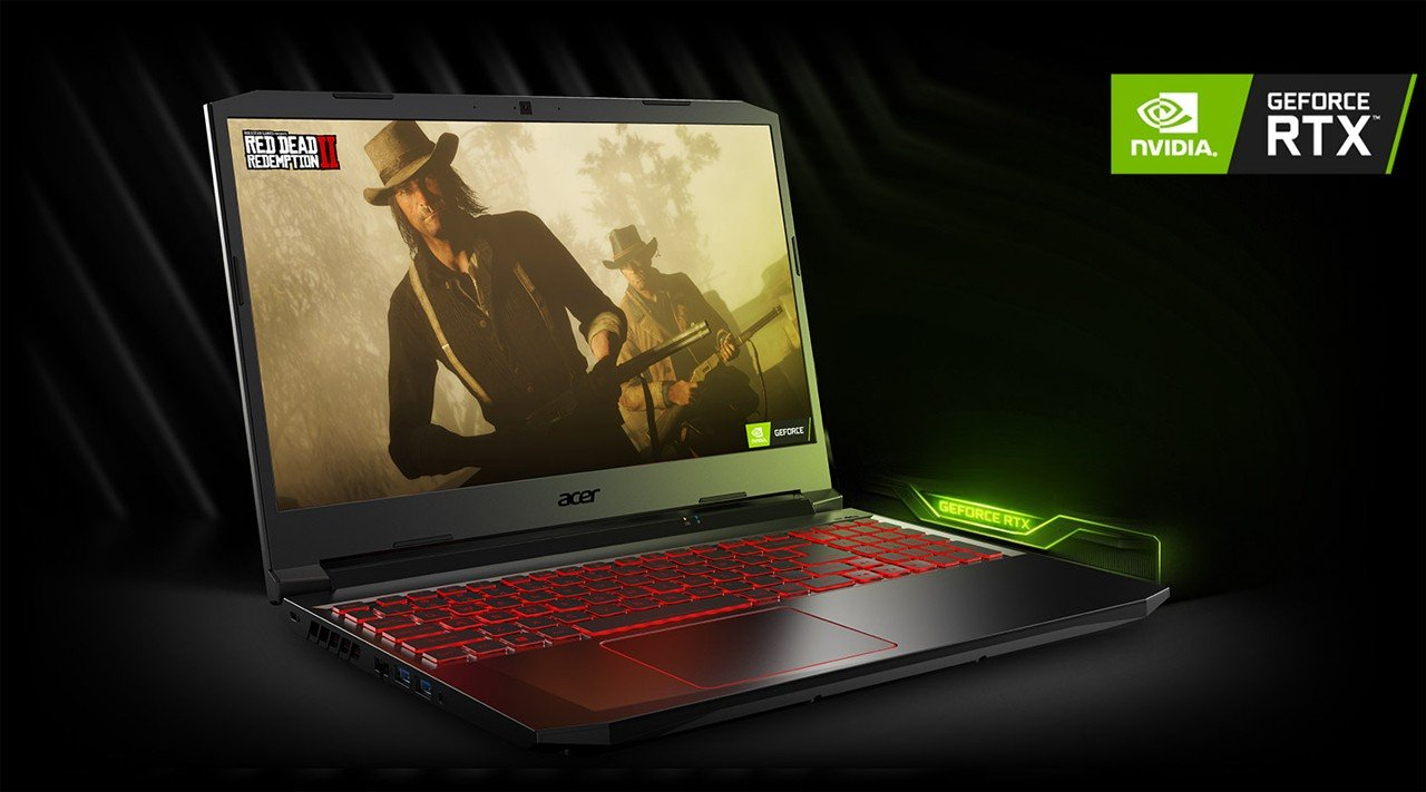 Acer Nitro 5 AN515-55 Feature