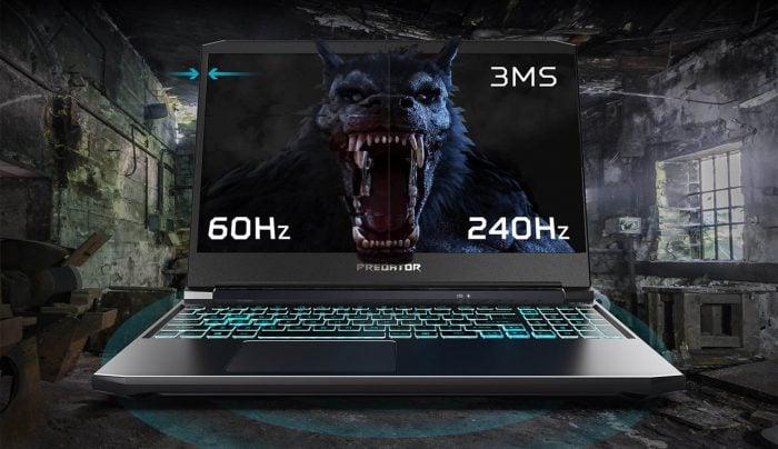 Acer Predator Helios 300 PH315-53 Hz