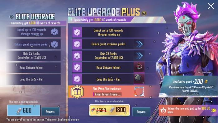 Elite-Upgrade-Plus-S14-PUBG-Mobile