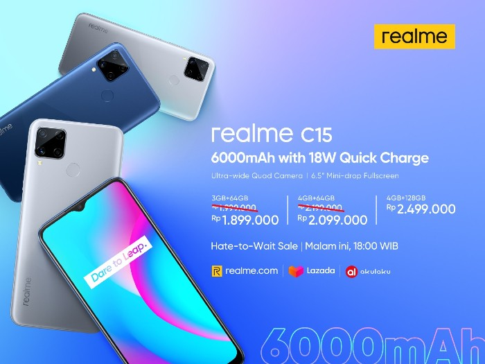 Flash-Sale-realme-C15