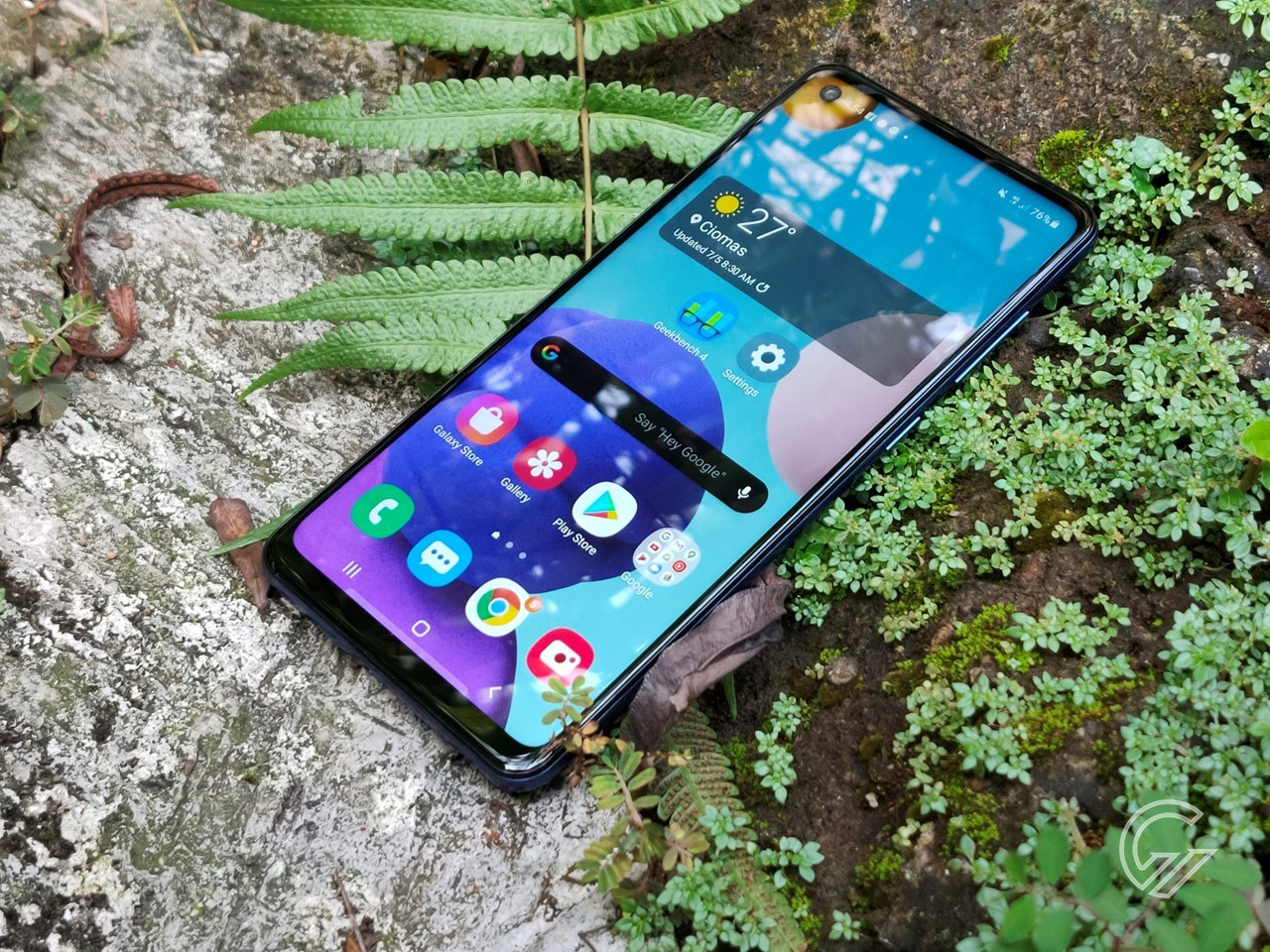 review Samsung Galaxy A21s Feature
