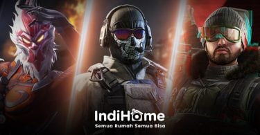 IndiHome PaketGamer Feature