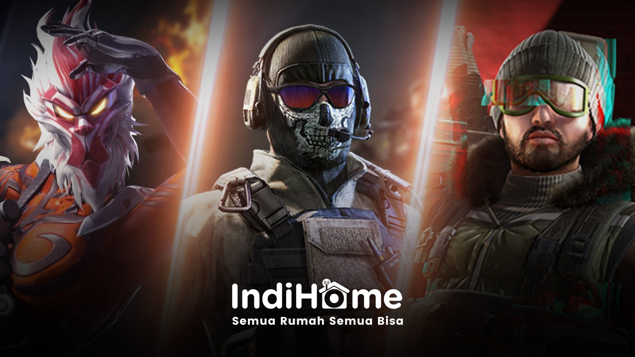IndiHome Paket Gamer Feature