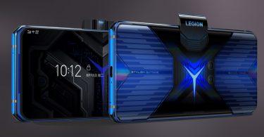 Lenovo Legion Phone Duel Feature