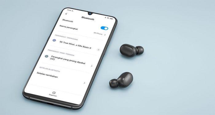 Mi True Wireless Earbuds S Pairing