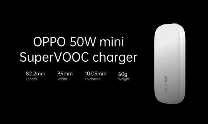OPPO 50W Mini FC