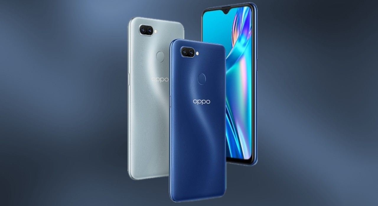 OPPO A12s Feature