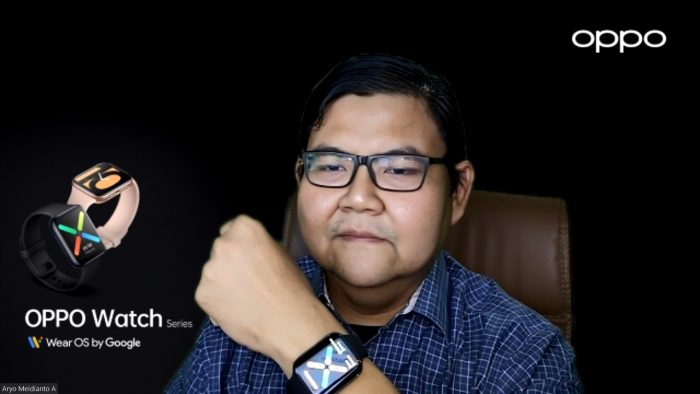 OPPO Watch Feature Aryo