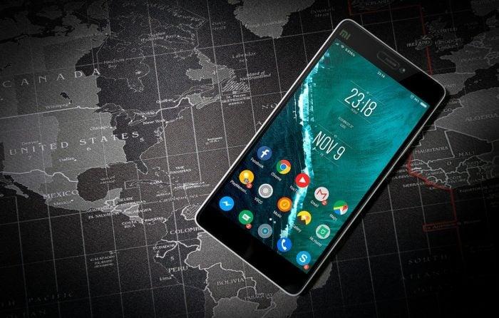 OS Update Smartphone