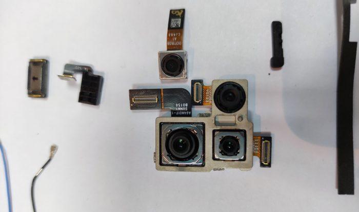 POCO F2 Pro Modul Kamera