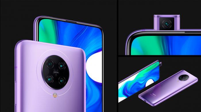 POCO F2 Pro Purple