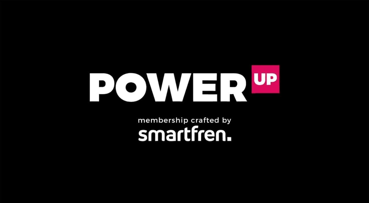 Power Up Smartfren Header