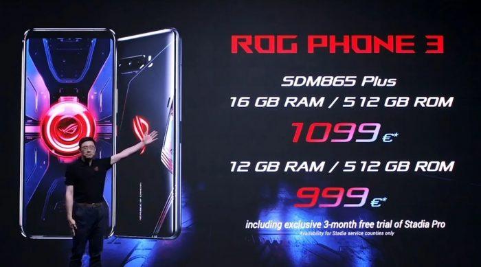 ROG Phone 3 Harga