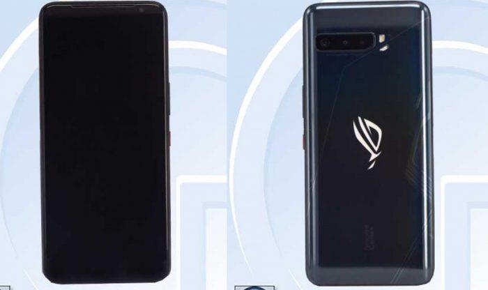 ROG Phone 3 TENAA