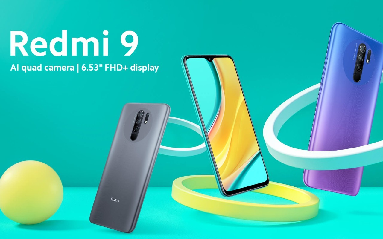 Header Redmi 9 Vs realm C11