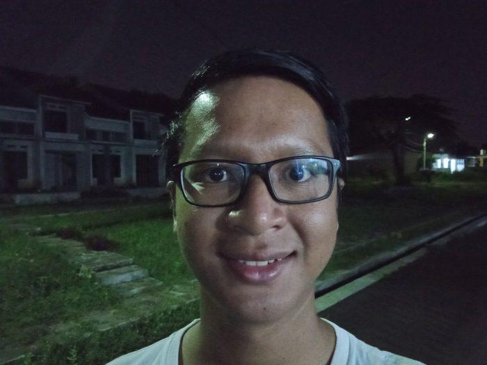 Redmi 9 - Kamera Selfie 02a