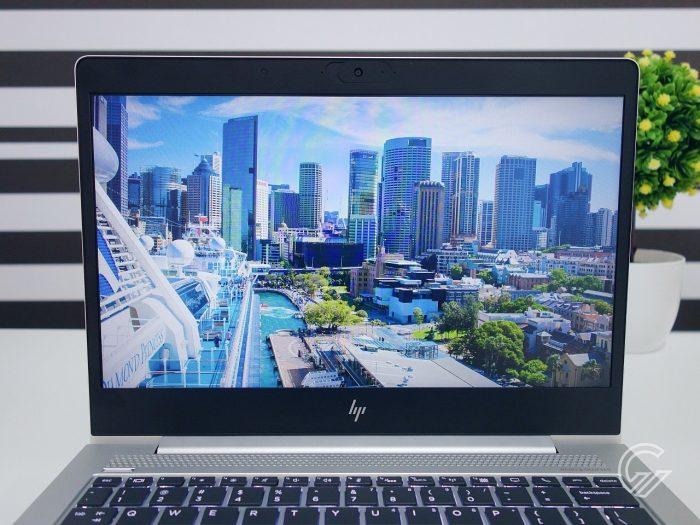 Review the HP EliteBook 735 G6 Screen