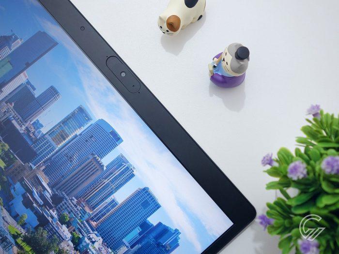 Review HP EliteBook 735 G6 Webcam shutter