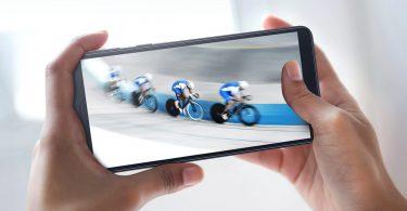 Samsung Galaxy A01 Core Header