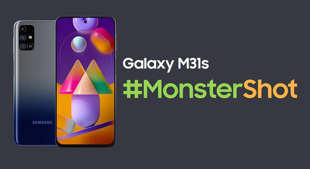 Samsung Galaxy M31s Feature