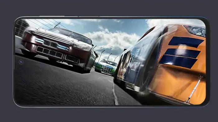 Samsung Galaxy M31s Game