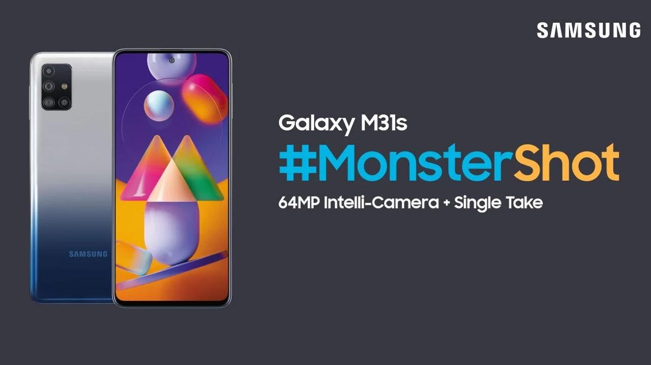 Samsung Galaxy M31s Likez