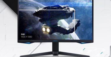 Samsung Odyssey G7 Feature