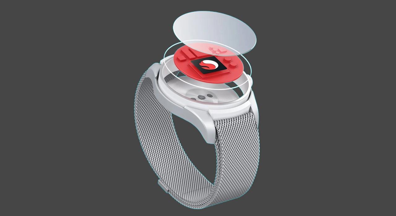 Snapdragon 4100 Plus Smartwatch