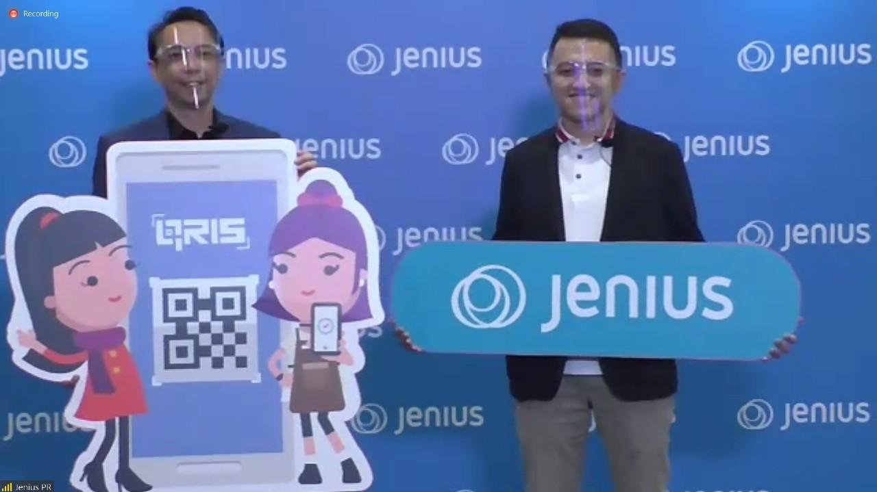 Jenius QR Diluncurkan Untuk Minimalisir Penggunaan Uang Tunai Header