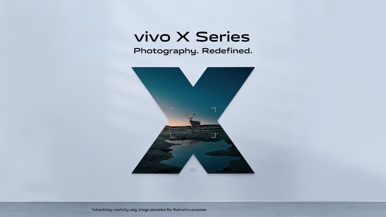 vivo X Series Header.
