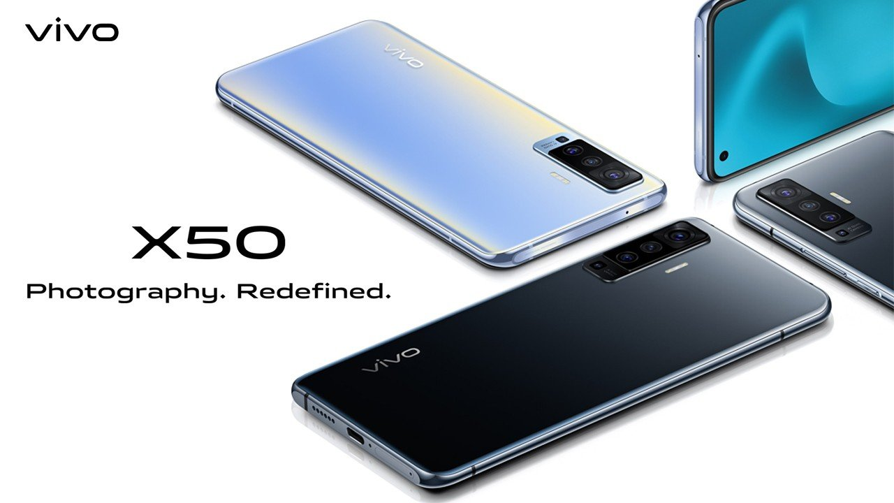 vivo X50 Feature