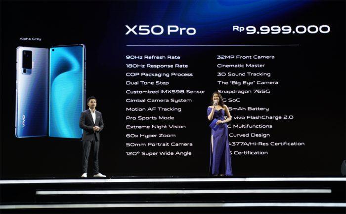 vivo X50 Pro Harga