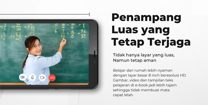 ADVAN Tab 8elajar Papan
