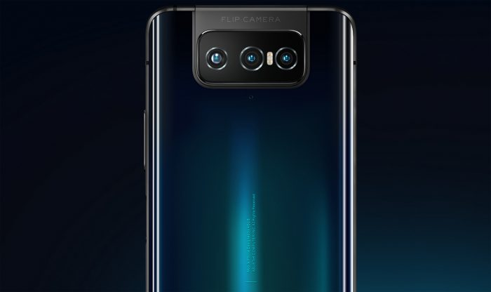 ASUS Zenfone 7 Camera