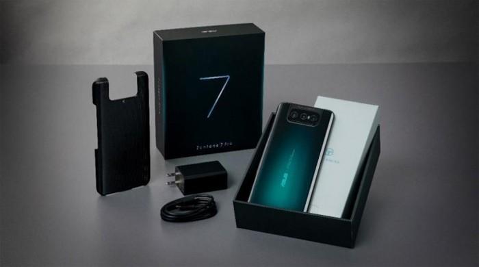 ASUS Zenfone 7 Package