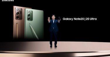 Bawa Promo Menarik, Samsung Galaxy Note20 Series Resmi Dijual Secara Perdana di Indonesia Header.